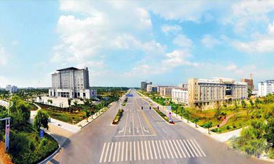 泗洪县人民北路 行政新区
