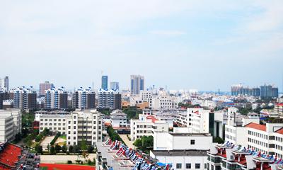 泗洪城区图片