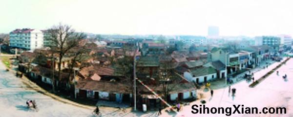 泗洪水岸城邦北侧泗州大街南(2003年)