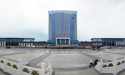 泗洪县政务服务中心大楼