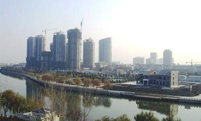 泗洪城市图片