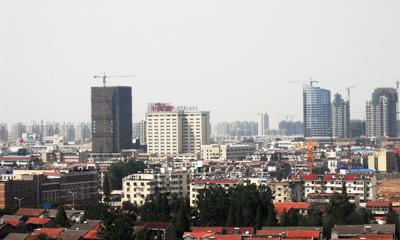 泗洪一角 泗洪城市新图片