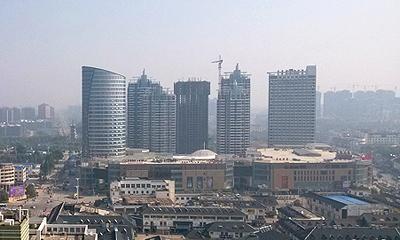 最新泗洪城市图片20140514 泗洪城建图片 泗洪全景图片
