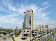 泗洪县城市图片欣赏 泗洪城市图片鸟瞰图--滨湖水城 大美泗洪