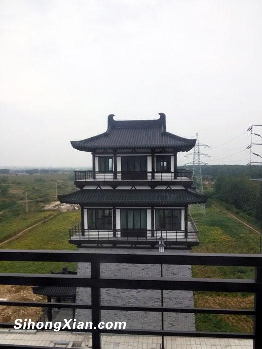 泗洪古徐大桥图片