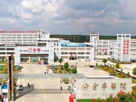 泗洪县分金亭医院