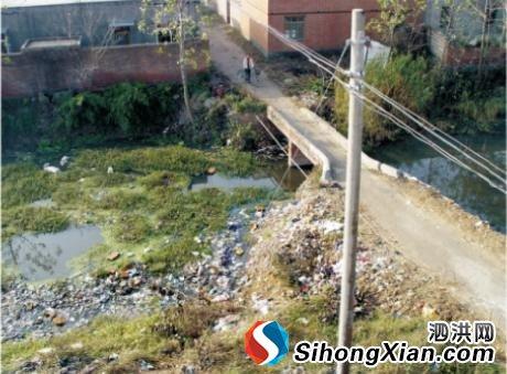 泗洪团结河老照片