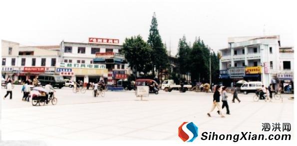 2002年的泗洪花园口老照片
