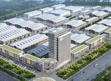 """泗洪""""宿迁农产品电商物流园""""规划设计方案"""
