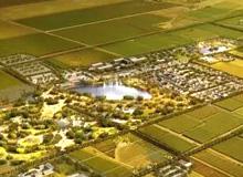 泗洪将建田园柳山・稻米小镇 总投资约18亿元