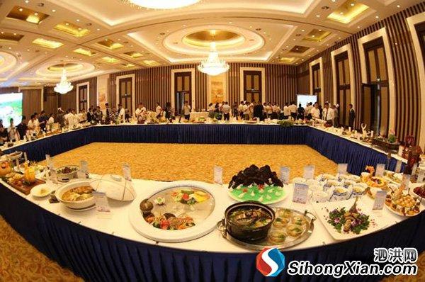 泗洪县在宿迁创新特色菜肴制作大赛中获得佳绩