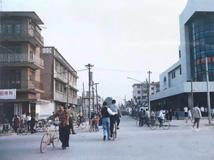 98年的泗洪体育路老照片