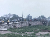 泗洪北大桥老照片