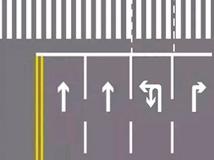 泗州大街9个路口左转车道将右移 增设掉头车道