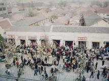 2000年的泗洪中心市场老照片