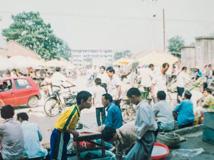 1999年的泗洪一号码头老照片