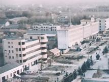 1991年的泗洪建设南路老照片